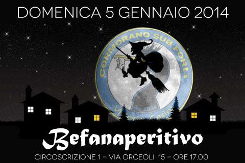 Befanaperitivo2014
