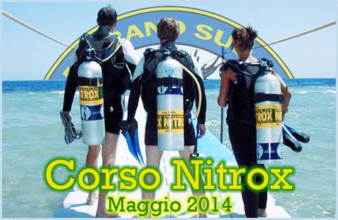 Corso Nitrox 2014
