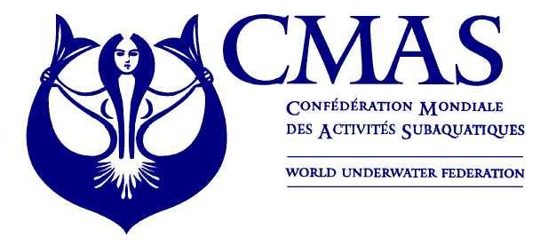 Il logo della CMAS