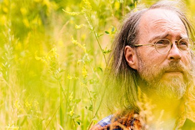 Charlie Parr; photo by Nate Ryan.