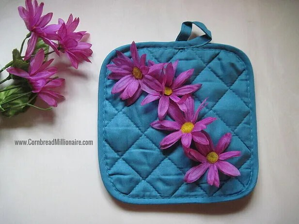 DIY Potholder Art