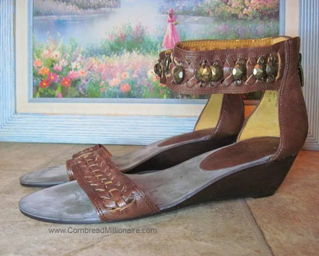 Shoes Brown Sandals