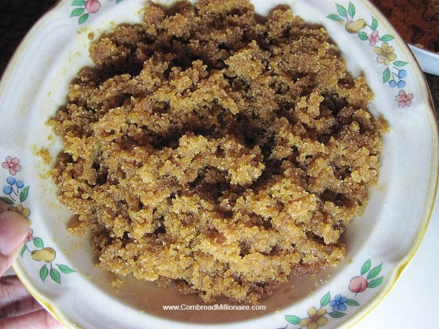 Homemade Brown Sugar (Dark)