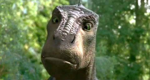 Dinosaur 2000 Ticklish Business