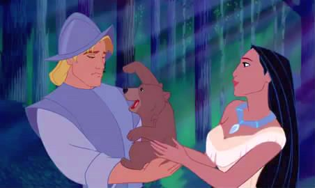 Image result for pocahontas 1995 colors of the wind