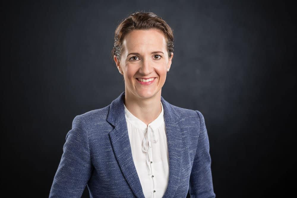 Bewerbungsfoto Aarau Frau
