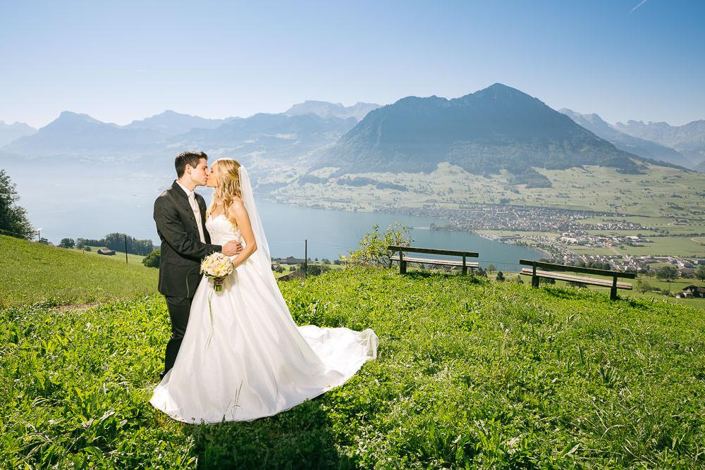 Hochzeitsfotos Bürgenstock