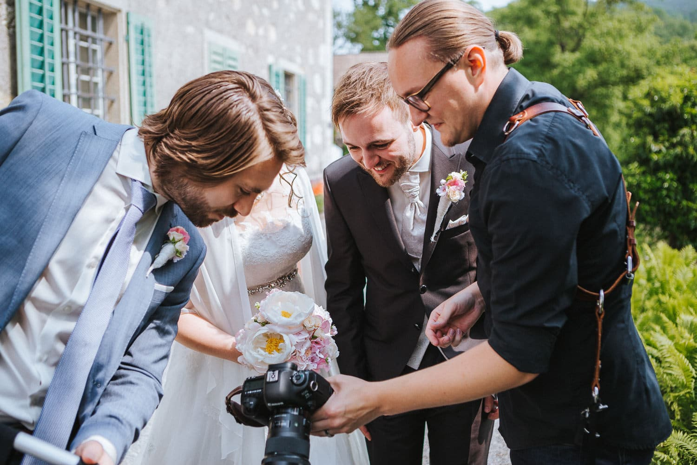 Hochzeitsfotograf für Brautpaarbilder