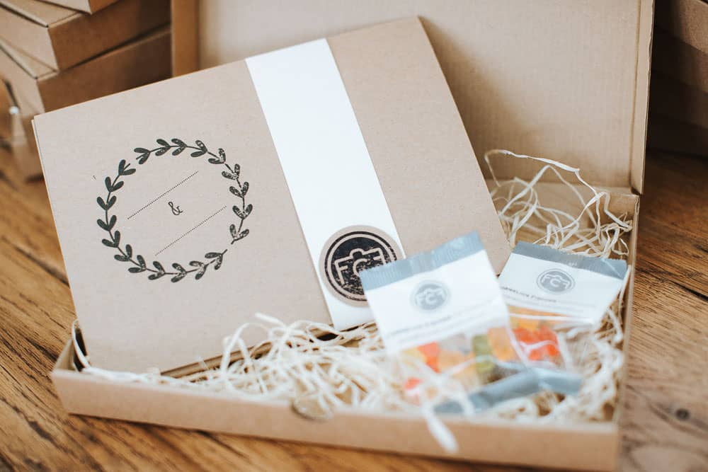 Wedding Welcome Kit