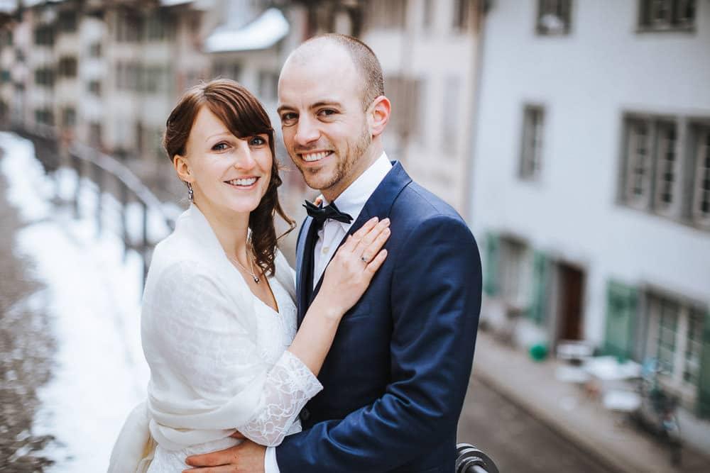Hochzeit Winter Aarau