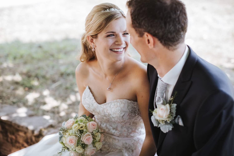 Hochzeit Paarfoto