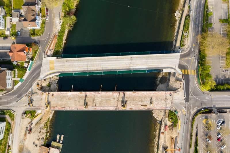 Kettenbrücke Aarau