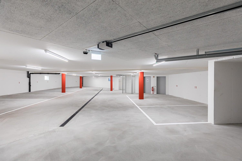 Neubau Mehrfamilienhaus Berikon Tiefgarage