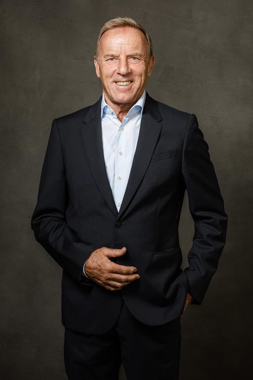 Corporate Porträts Business Mann