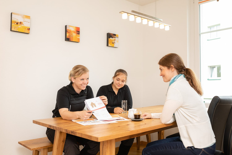 Bildwelt Kaminfeger Service Kunden