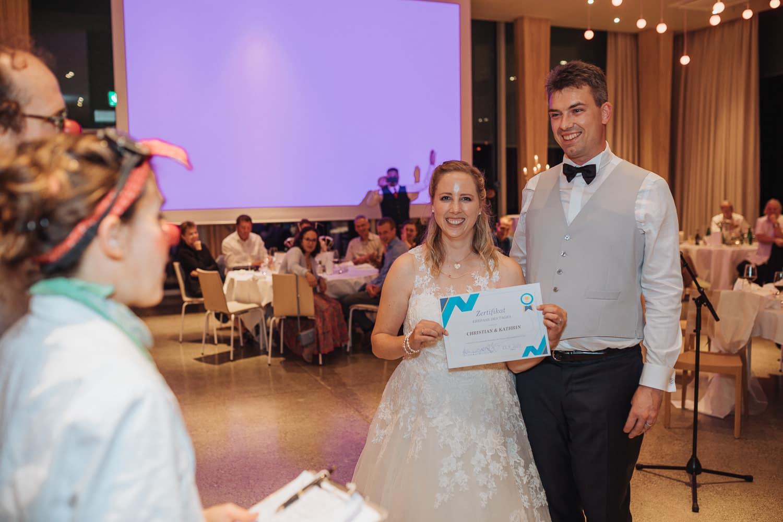 Hochzeit Abendprogramm Spiele