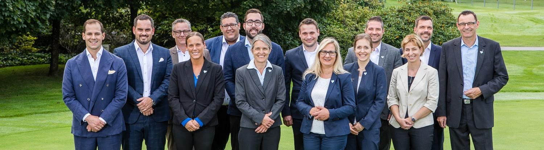 Gruppenbild Business Team
