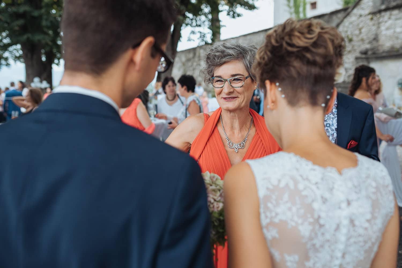 Apéro Gäste Hochzeit Gratulationen