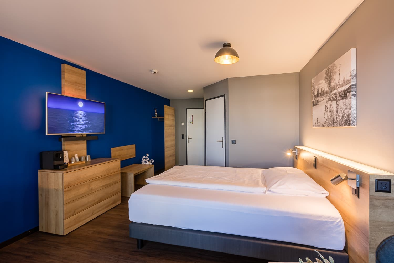 Hotelzimmer modern