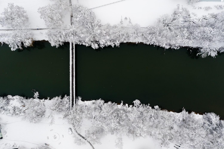 Süffelsteg Winter