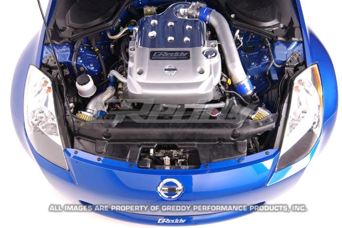 GReddy Tuner Turbo Kit - 03-04 350Z Z33 VQ35DE