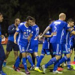 Cannons shoot down South as Greens, Knights and Paco record home wins