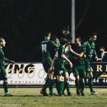 Greens retake top, Bergers and Paco draw, Cannons fire
