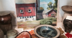 Painting and Pottery