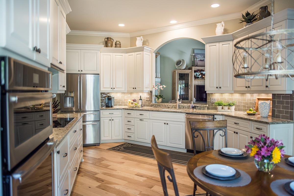 custom kitchen cabinets | cornerstone