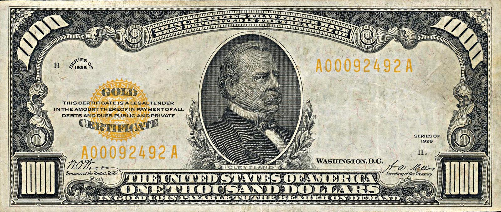 25 Dollar Bill Template