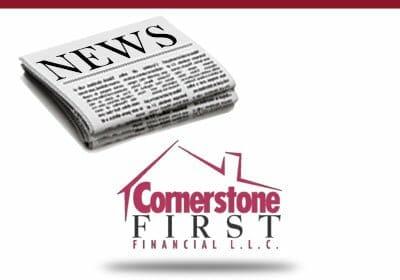 Cornerstone First Financial - blog image