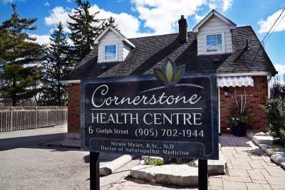 Client : Cornerstone Naturopath Clinic