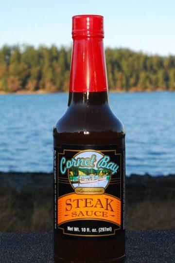 Cornet Bay Gourmet Louisiana Steak Sauce