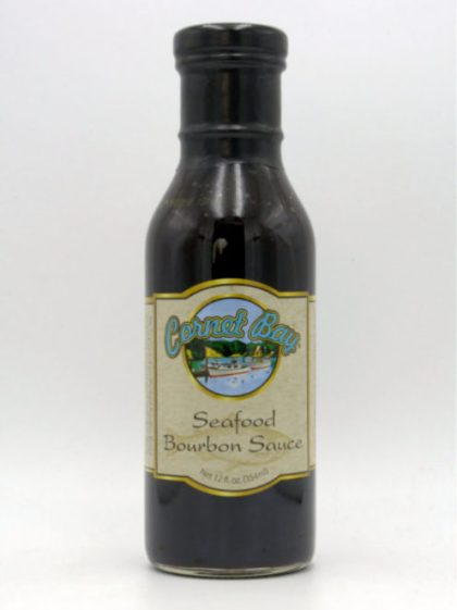 Cornet Bay Seafood Bourbon Sauce