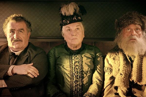 De drie dode zielen