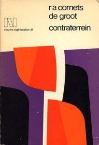 Versozijde omslag 'Contraterrein'