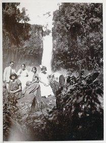 Waterval Tjianten