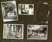 Indisch fotoalbum 1927-1935 p. 4 van 47