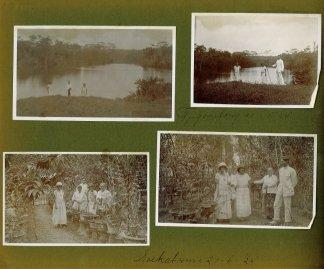 Indisch fotoalbum 1923-1925 p. 7 van 16