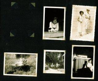 Indisch fotoalbum 1932-1934 p. 7 van 11