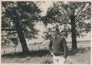 """""""Drente, zomer '65. Voor Rudi's fanclub."""""""