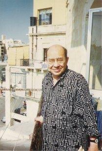 In Malta, 1990.