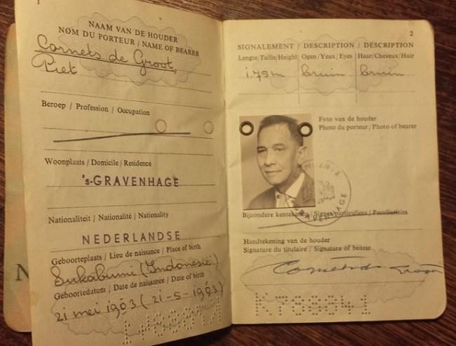 Piets paspoort