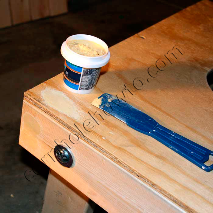 How to Paint | Cornhole How To
