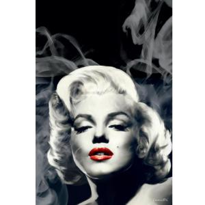 CHRIS CONSANI Marilyn Smoked