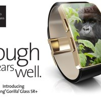 Gorilla Glass wants to make smartwatches more durable