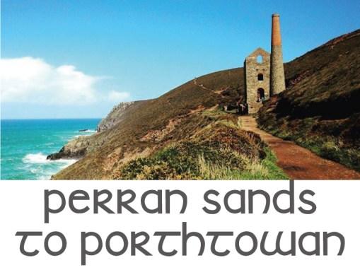 Perran Sands to Porthtowan