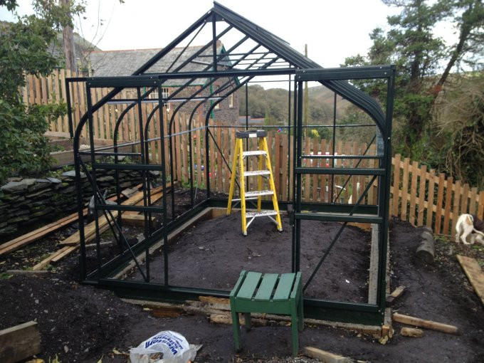 Large Greenhouse
