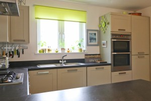 Waterhouse holiday home Cornwall kitchen worktops