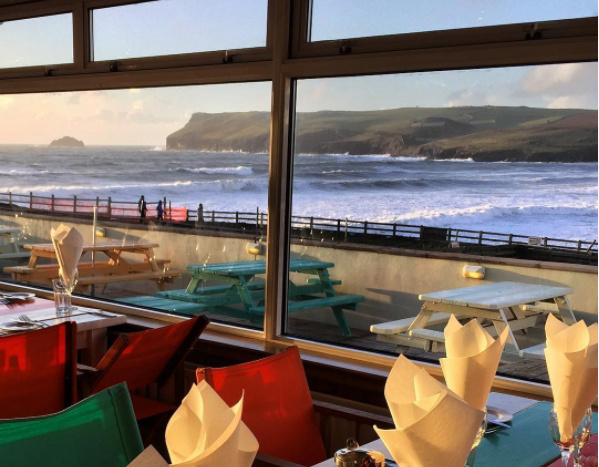 The Cracking Crab, Polzeath